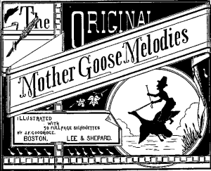 Mother-goose-melodies