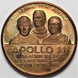 Apollo 11 Ad Astra per aspera