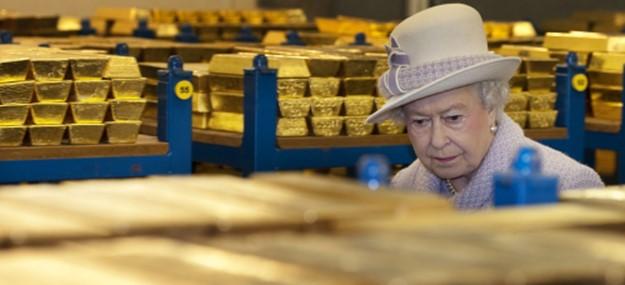 B of E Queen bullion