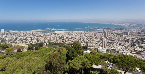 Haifa panoramic - cropped