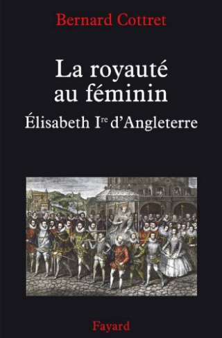Elizabeth - French cover