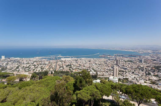 Haifa panoramic