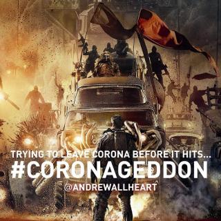 Coronageddon