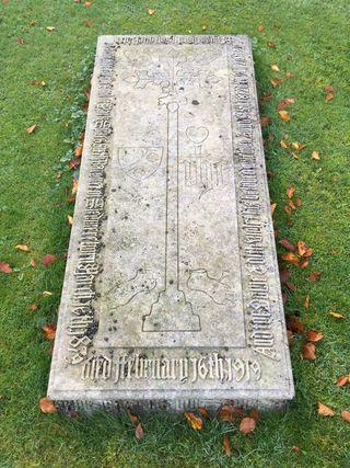Sykes grave
