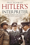 Hitler's Interpreter book cover