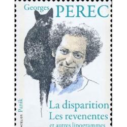 George Perec timbre