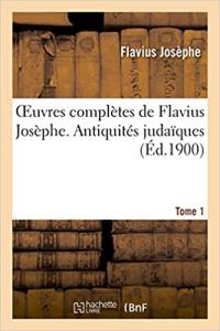Salome - Antiquités judaïques de Flavius Josèphe