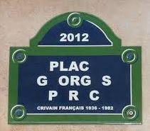 Rue Georges Perec