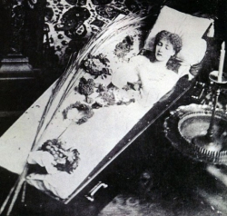 SB in coffin-bed