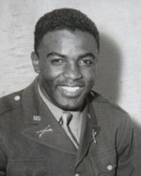 Robeson soldier