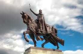 Statu Louis IX