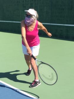 Sharlee tennis