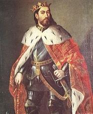 Le roi Jacques Ier d'Aragon