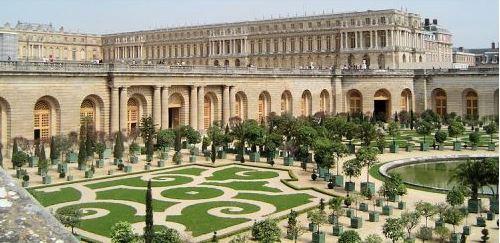 Michaux Grand Parc Versailles