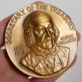 A. Gallatin coin