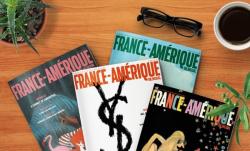 FRANCE-AMERIQUE LOGO