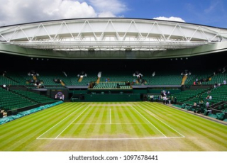 Wimbledon Central Court