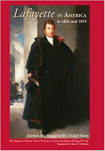 Lafayette book cover