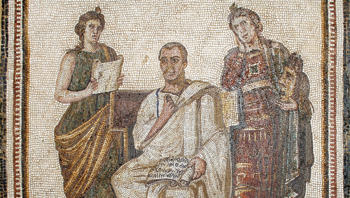 Armand mosaic