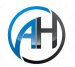 Initials A.H.